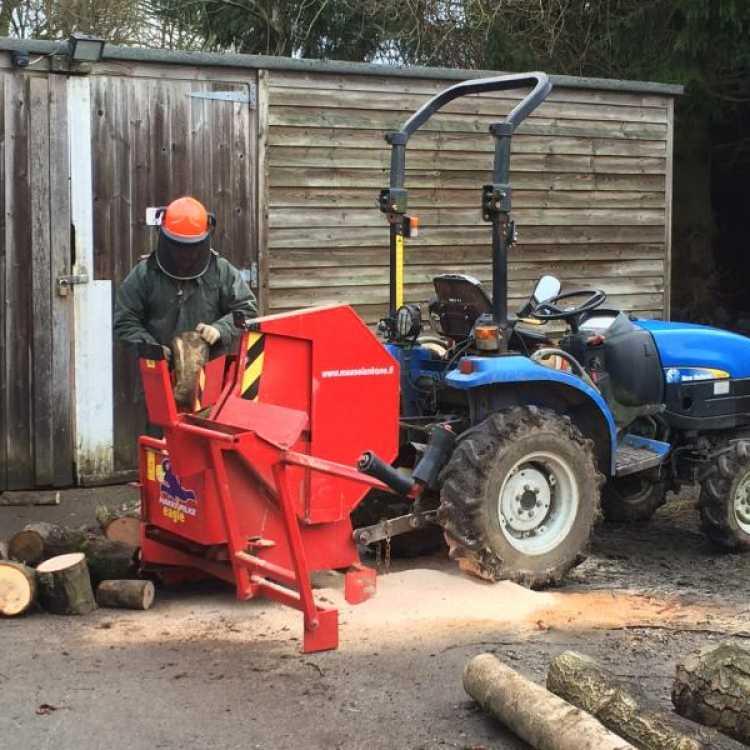 Firewood training Reigate, Surrey