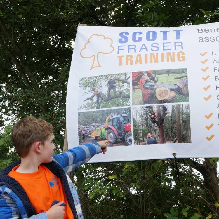 Scott Fraser Training banner
