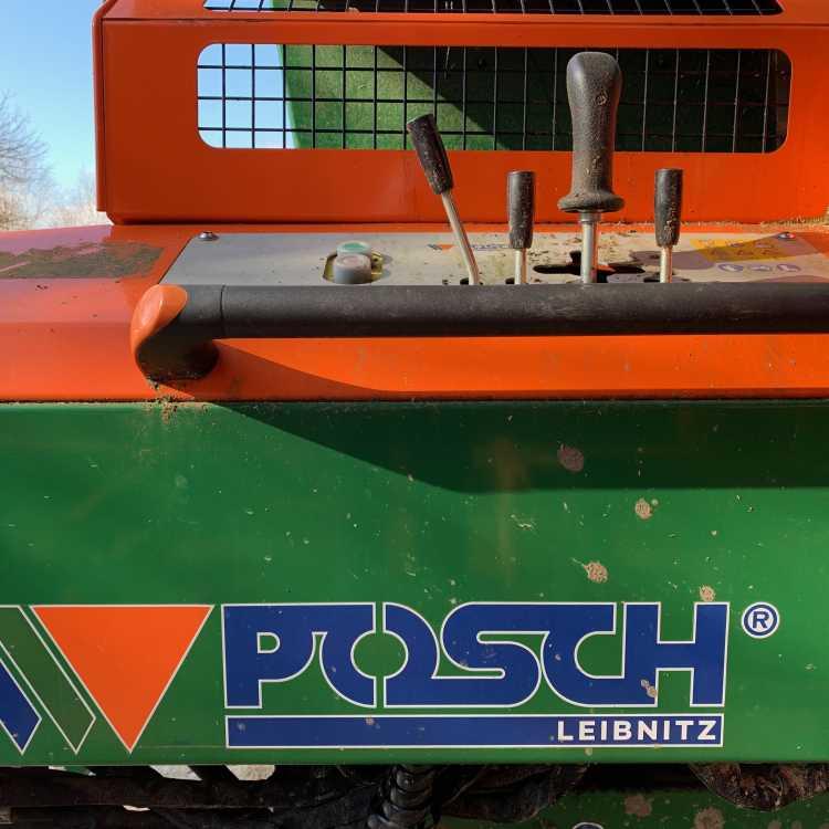 Posch firewood processor