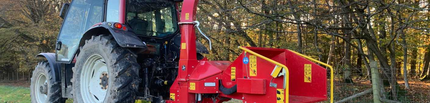tractor mounted chipper