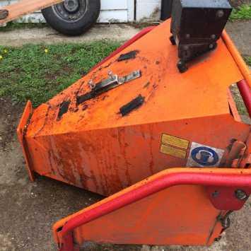 Chipper maintenance Lantra training