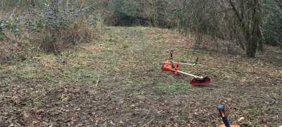 Lantra Husqvarna 545 Brushcutter Integrated Training and Assessment